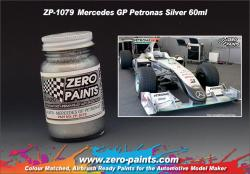 Mercedes GP Petronas Silver 60ml