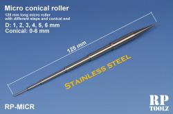 Micro Conical Roller (for PE Parts)