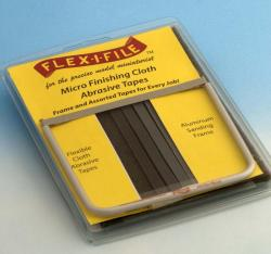 Micro Finishing Cloth Flex-i-File