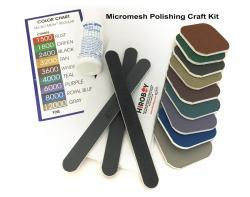 Micromesh Polishing Craft Kit