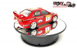 Mirror Top Rotary Turntable 200mm Diameter (Battery Operated)