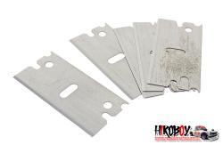 5x Spare Blades 0.3mm Thick  - for Mitre Cutter