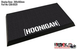 HOONIGAN - Display Base for Model Kits 300x160mm