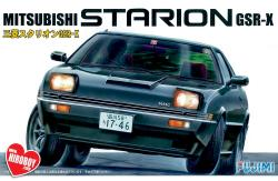 1:24 Mitsubishi Starion GSR-X Model Kit