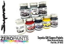 Toyota GR Supra Matt Storm Grey Paint 30ml