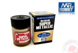 Mr.Color Super Metallic Paints - Super Gold SM02
