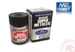 Mr.Color Super Metallic Paints - Super Iron SM03