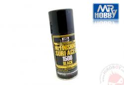 Mr Finishing Surfacer 1500 Black Spray (170ml)