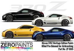 Nissan 370Z Heritage Edition Paints 60ml