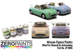 Nissan Figaro Paints 30ml