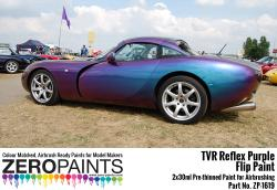 TVR Reflex Purple Flip Paint 2x30ml