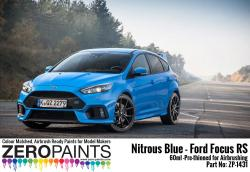 Nitrous Blue - Ford Focus RS Paint 60ml