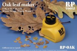 Oak Leaf Maker In 4 Sizes - RP Toolz