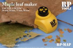 Maple Leaf Maker In 4 Sizes - RP Toolz
