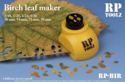 Birch Leaf Maker In 4 Sizes - RP Toolz