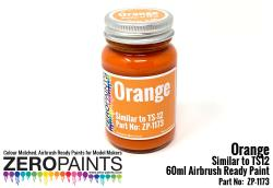 Orange Paint (Similar to TS12) 60ml