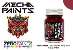 Pearl Dark Red	 30ml - Mecha Paint