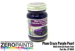 Plum Crazy Purple Pearl Paint 30ml