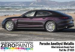 Porsche Amethyst Metallic Paint 60ml