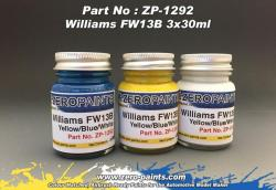 Williams Renault FW13B - 3x30ml