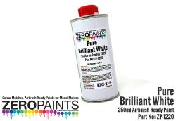 Pure Brilliant White Paint (Similar to TS26) 250ml