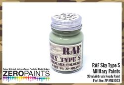 RAF Sky Type S BS210 Paint 30ml