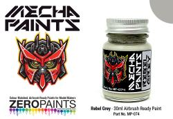 Rebel Grey	 30ml - Mecha Paint