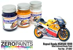 Repsol Honda NSR500 1999 Paint Set 3x30ml