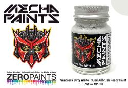 Sandrock Dirty White	 30ml - Mecha Paint