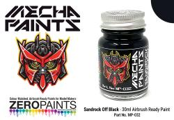 Sandrock Off Black	 30ml - Mecha Paint