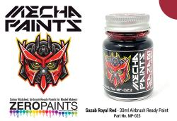 Sazabi Royal Red 30ml - Mecha Paint