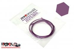 Seat Belt Material 3mm Damson
