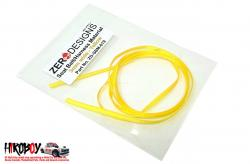 Seat Belt Material 3mm Yellow