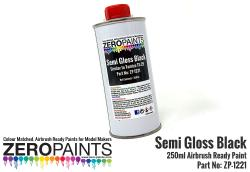 Semi-Gloss Black Paint (Similar to TS29) 250ml