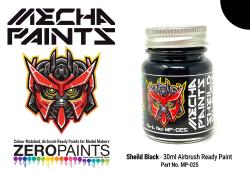 Shield Black	 30ml - Mecha Paint