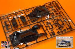 Spare Part Tree A - 1:24 Audi Quattro Sport S1 Group B