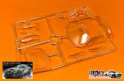 Spare Part Tree D Clear Parts - Mercedes AMG GT3