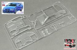 Spare Parts : Clear Parts D - Nissan Skyline R34 GT-R V spec