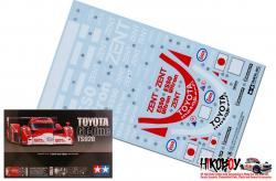 Spare Tamiya Decal Sheet A 1:24 Toyota GT-One TS020 - 24222