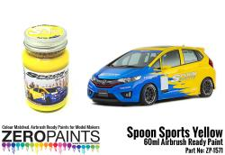 Spoon Sports Yellow Paint 60ml