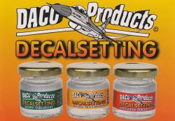 Strong - Daco Decal Setting Solution 30ml