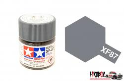 Tamiya Acrylic Mini XF-87 IJN Gray (Maizuru Arsenal) - 10ml Jar