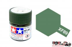 Tamiya Acrylic Mini XF-89 Dark Green 2  - 10ml Jar