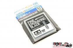 Tamiya Fine Engraving Blade 0.1mm