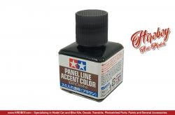 Tamiya Panel Line Accent Colour Brown # 87132