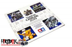Tamiya Plastic Model Catalog 2019