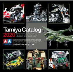 Tamiya Plastic Model Catalog 2020