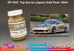 Top Secret Gold Pearl Paint 60ml