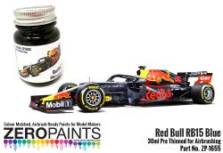 RedBull RB15  Blue Paint - 30ml