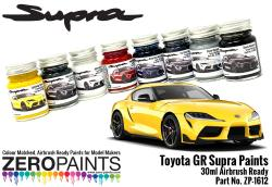 Toyota GR Supra Lightning Yellow Paint 30ml